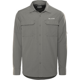 Columbia Silver Ridge II Chemise Homme, grill